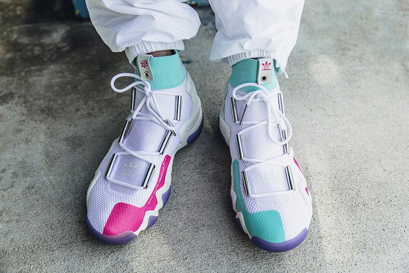Nice Kicks,adidas  前卫又骚气十足!Nice Kicks x adidas 打造全新联名鞋款