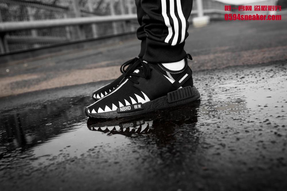 NBHD x adidas NMD R1 - 莆田鞋