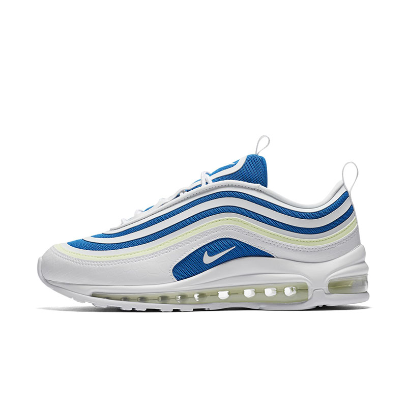 Nike,Air Max 97,Ultra 颜值清爽脚感舒适!Air Max 97 Ultra 版本迎来全新配色登场