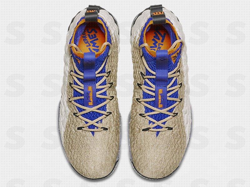 "LeBron Watch,Nike,LeBron 15,LB  ACG 的篮球鞋还是第一次见!LeBron 15 ""Mowabb"" 首次曝光"