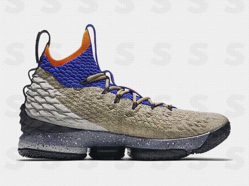 "Nike LeBron 15 ""Mowabb"" - 莆田鞋"