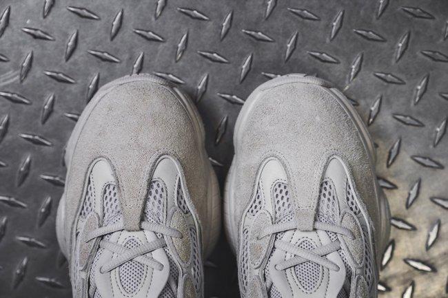 "Adidas Yeezy Desert Rat 500 ""Blush"" 老爹鞋,货号:DB2908 - 莆田鞋"