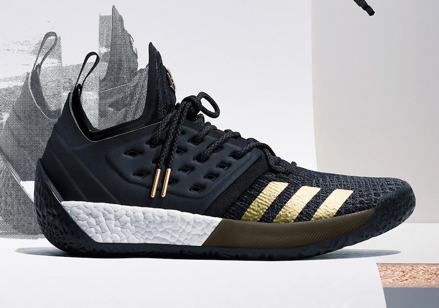 adidas Harden Vol. 2 货号:AH2215/AH2217/BC1015/AH2122 - 莆田鞋