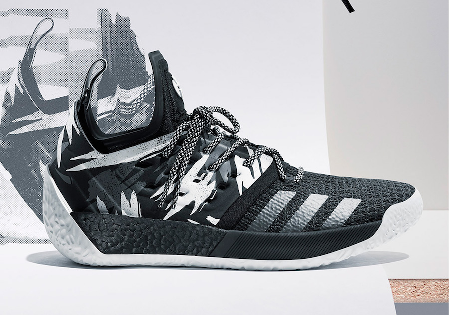 adidas,Harden Vol. 2,AH2215,AH  风格各异!四双全新 Harden Vol. 2 本周起陆续发售