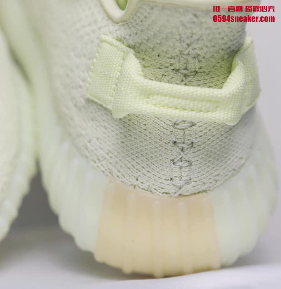 "adidas,adidas Originals,Yeezy  六月正式发售!Yeezy 350 V2 ""Butter"" 实物细节曝光"