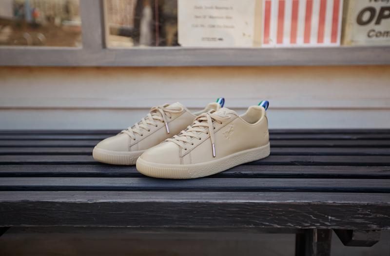 PUMA x BIG SEAN SUEDE 50 联名系列 - 莆田鞋