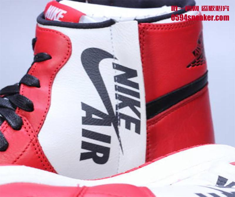 """AJ1,Air Jordan 1 Rebel,AT4151-  重塑芝加哥!Air Jordan 1 Rebel """"Chicago"""" 将于今夏发售"""