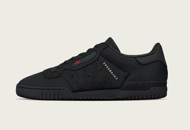 "adidas Yeezy PowerPhase ""Core Black"" 货号:CG6420 - 莆田鞋"