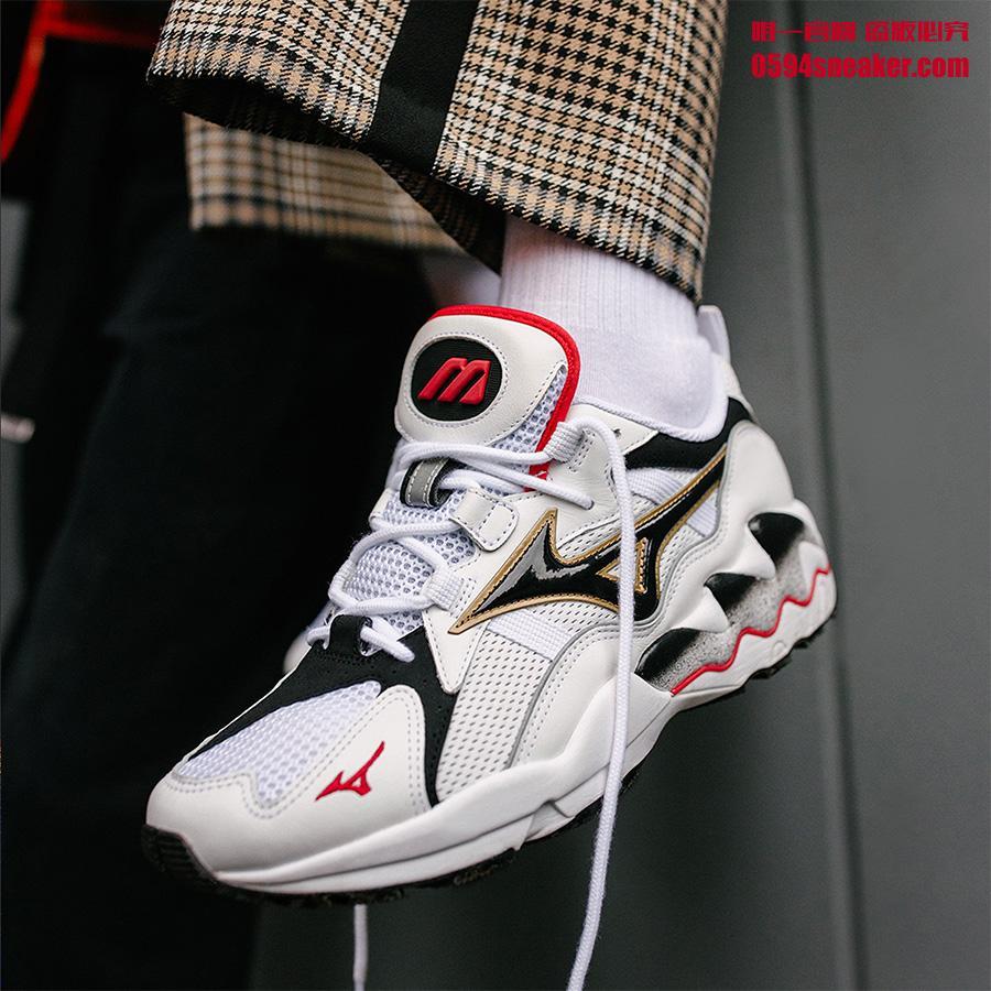 Mizuno Wave Rider 1 OG 美津浓老爹鞋 - 莆田鞋
