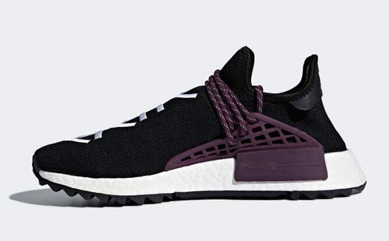 "Pharrell x adidas Originals NMD Hu Trail""Equality"" 货号:AC7033 - 莆田鞋"