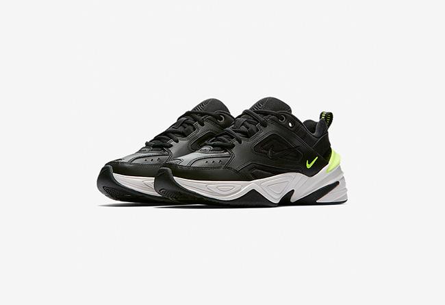 """Nike M2K Tekno """"Black Volt"""" - 莆田鞋"""