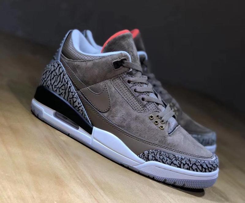 "Air Jordan 3 JTH ""Bio Beige"" 货号:AV6683-200 - 莆田鞋"