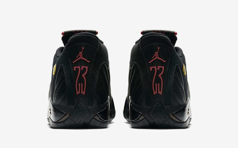 487471-003,AJ14,Air Jordan 14 487471-003 AJ14 最后一投!黑红 Air Jordan 14 将于 6 月份发售