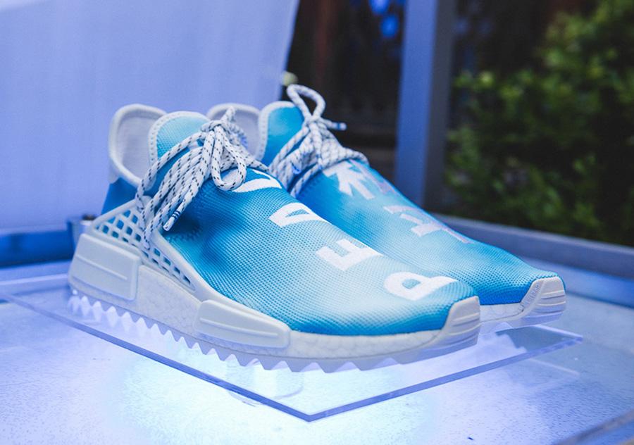 "Pharrell Williams x adidas Originals Hu NMD 菲董联名""中国限定""配色,货号:F99760/F99761/F99762/F99763 - 莆田鞋"