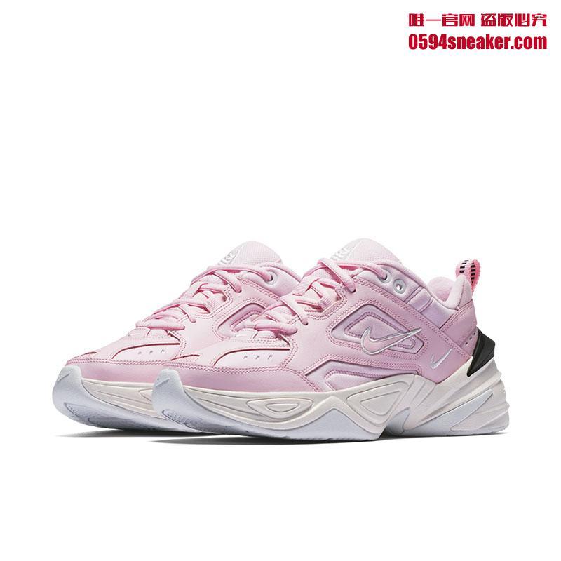 """Nike M2K Tekno """"Pink"""" - 莆田鞋"""