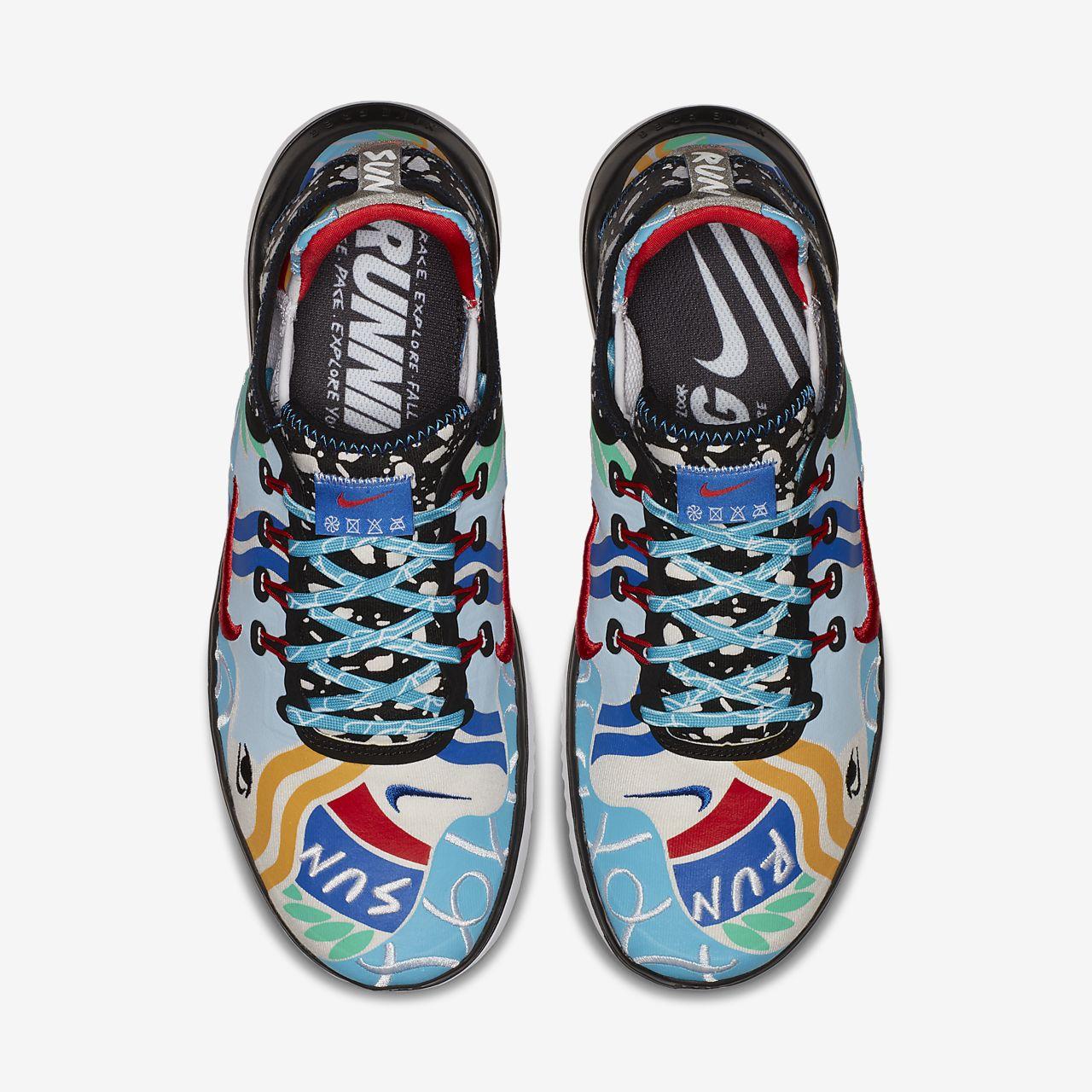 Nike,Free RN 2018 艺术涂鸦鞋面!Free RN 2018 系列官网现已上架!