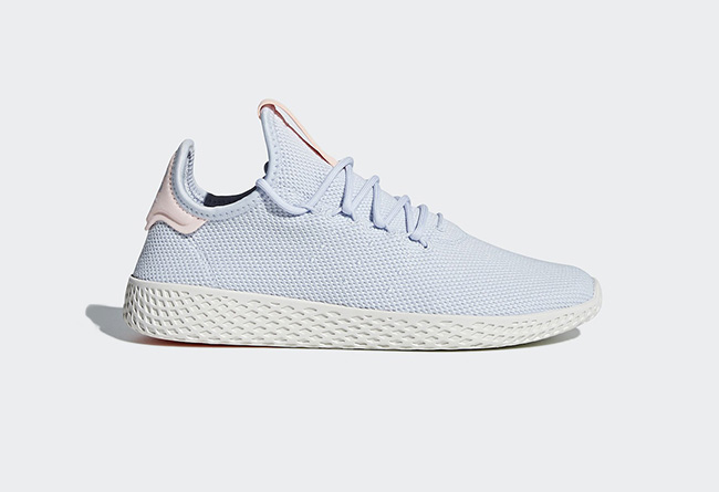 Pharrell x adidas Tennis Hu 货号:AQ0988 / B41885 / B41884 - 莆田鞋