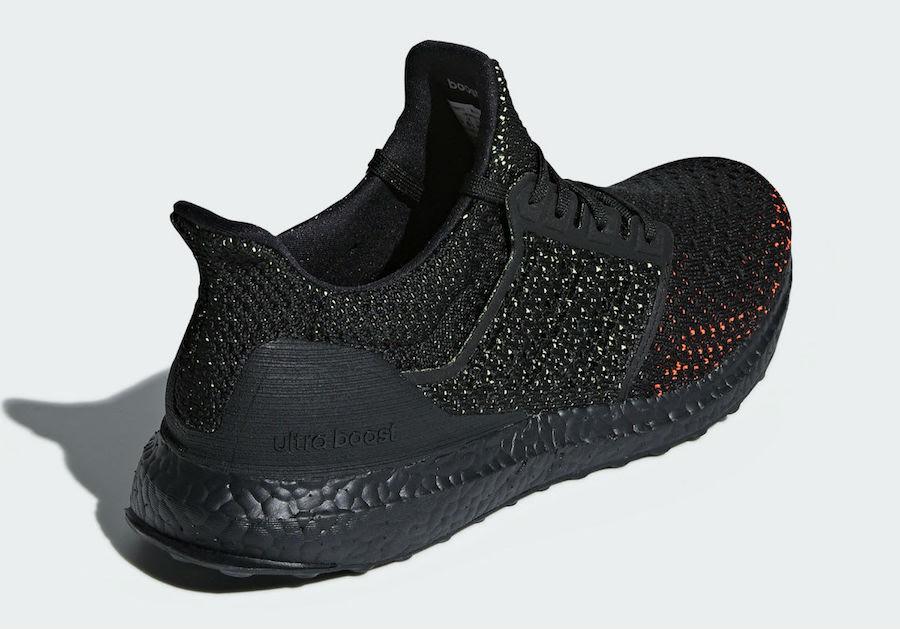"adidas Ultra Boost Clima ""Core Black"" 货号:AQ0482 - 莆田鞋"