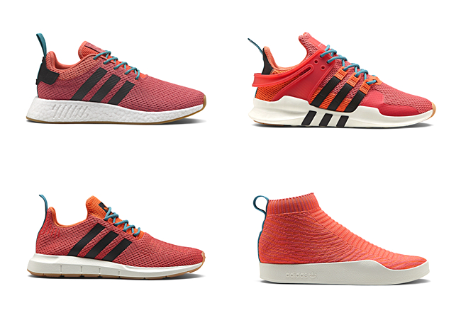 "adidas Originals ""Summer Spice"" 系列 - 莆田鞋"