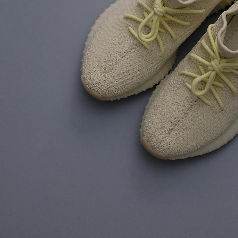 "Adidas Yeezy Boost 350 V2 ""Butter"" - 莆田鞋"