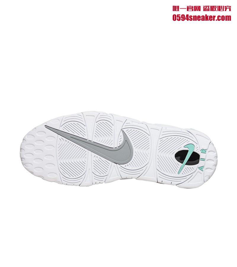 "Nike,Air More Money  钻石 Tiffany 蓝!Air More Money ""Get Money"" 登场"