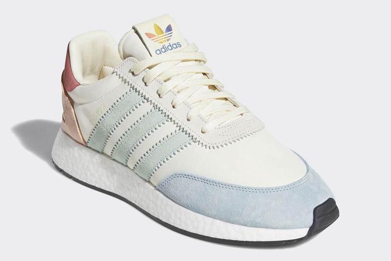 "adidas 2018 ""Pride"" 彩虹主题系列 - 莆田鞋"