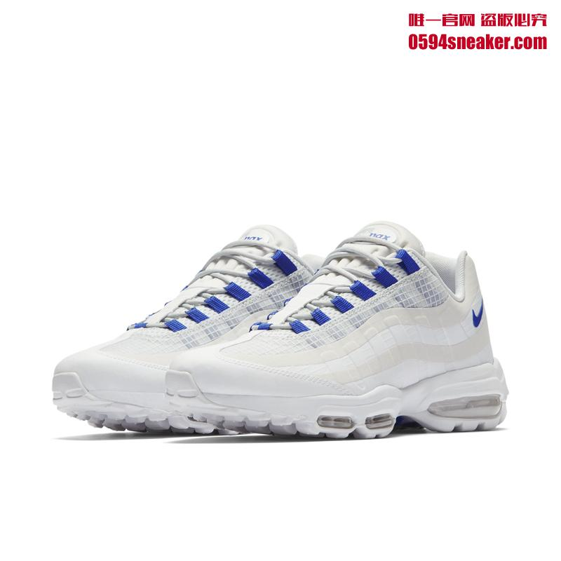 Nike,Air Max 95 Ultra SE  透明蝉翼材质!全新 Air Max 95 Ultra SE 登场