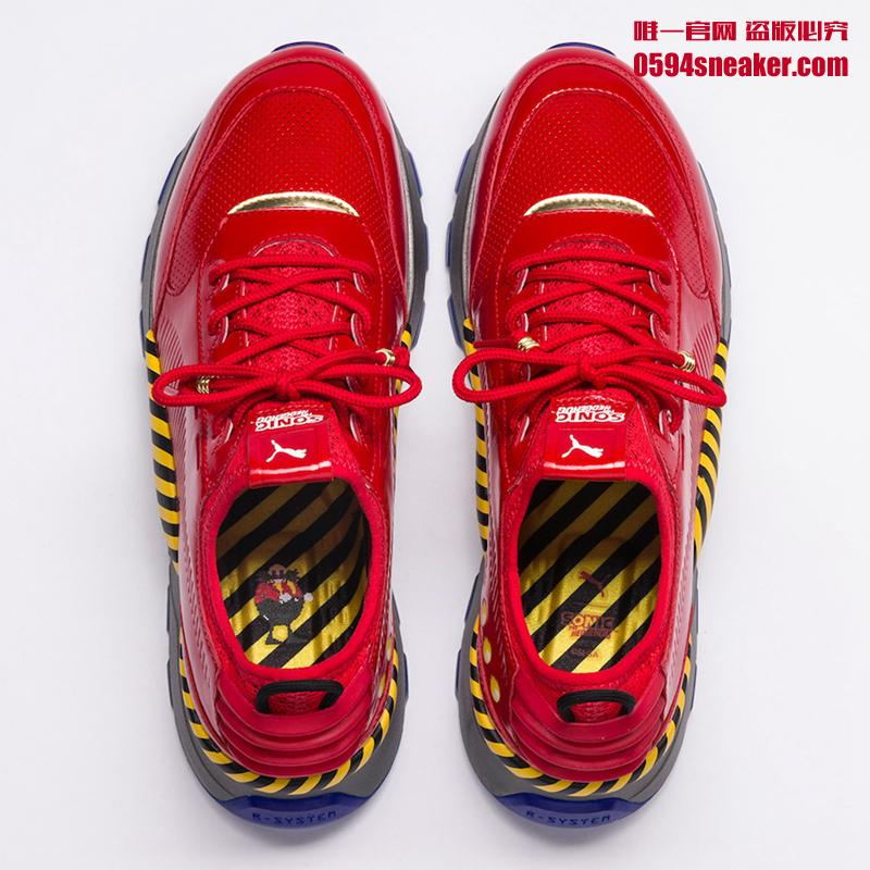 "SEGA x PUMA RS-0 ""Sonic"" 368276-01、""Dr. Eggman"" 368350-01 - 莆田鞋"