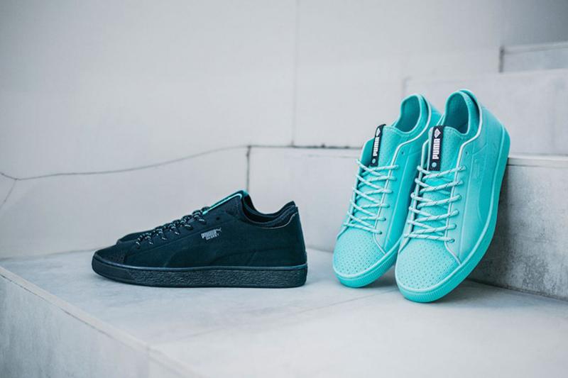 Diamond Supply Co. x PUMA 钻石联名 - 莆田鞋