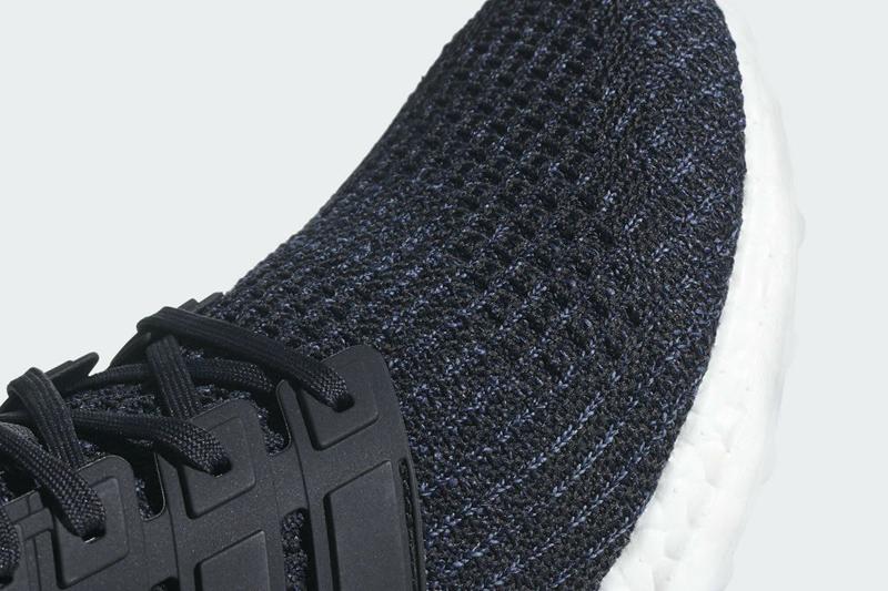 "Parley x adidas Ultra Boost ""Legend Ink"" 货号:AC7836 黑色UB4.0海洋联名 - 莆田鞋"