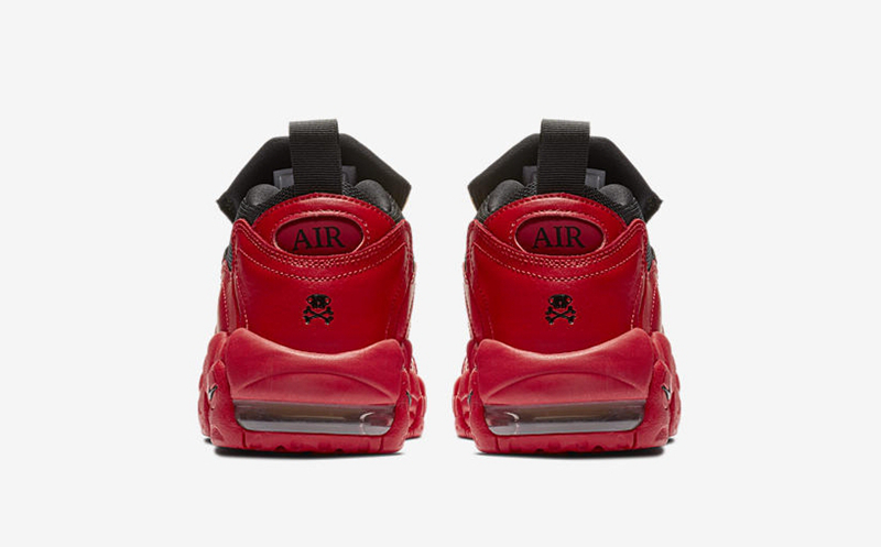 Nike Air More Money GS 货号:AH5215-600 | 球鞋之家0594sneaker.com