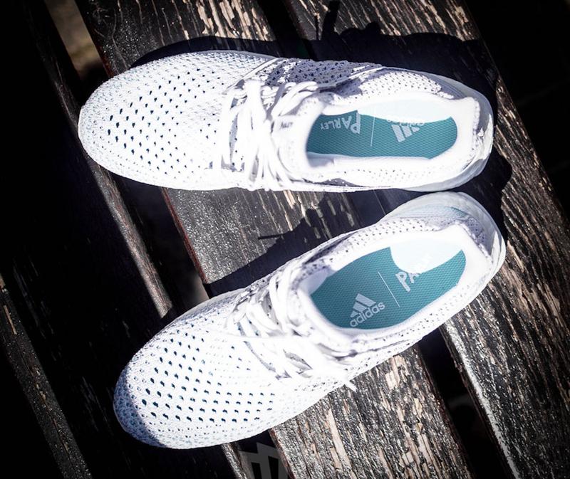 Parley x adidas Ultra Boost Clima 货号:BB7076 - 莆田鞋