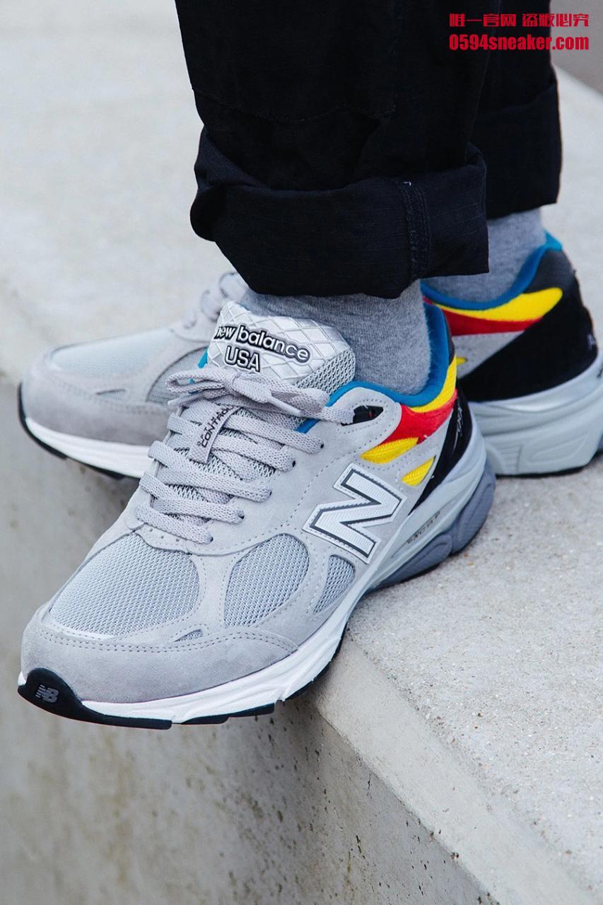 Aries x New Balance 990v3 - 莆田鞋