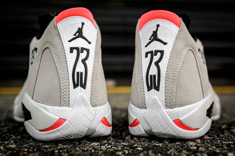 "Air Jordan 14 ""Desert Sand"" 货号:487471-021 - 莆田鞋"