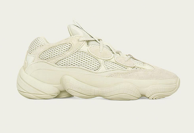 "adidas Yeezy 500 ""Supermoon Yellow"" 货号:DB2966 - 莆田鞋"