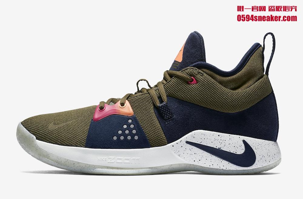 """Nike PG 2 """"ACG"""" 货号:AJ2039-300 - 莆田鞋"""