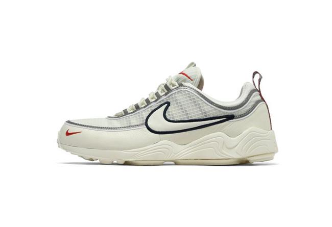 "Nike Air Zoom Spiridon SE ""Pull Tab"" 货号:AQ4127-100 - 莆田鞋"