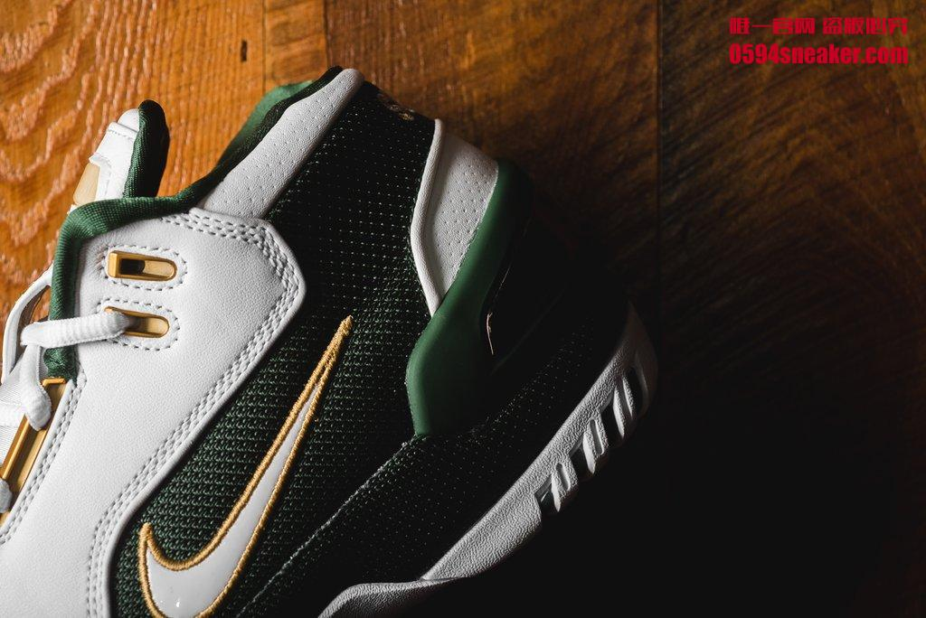 "Nike Air Zoom Generation ""SVSM"" QS 货号:AO2367-100 - 莆田鞋"
