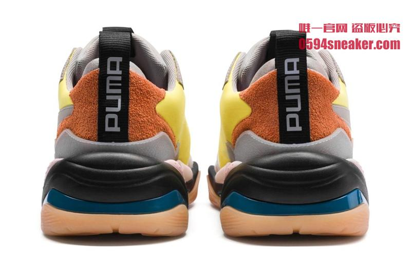 PUMA,Thunder Spectra,368024-02  素雅纯色新品!全新 PUMA Thunder Spectra 发售信息曝光