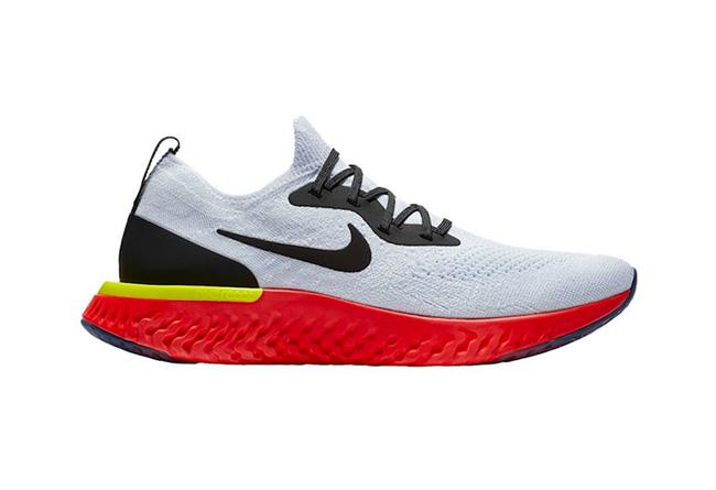 Nike,Epic React,AQ0067-103,发售  超醒目红色中底!全新配色 Epic React 下月正式发售