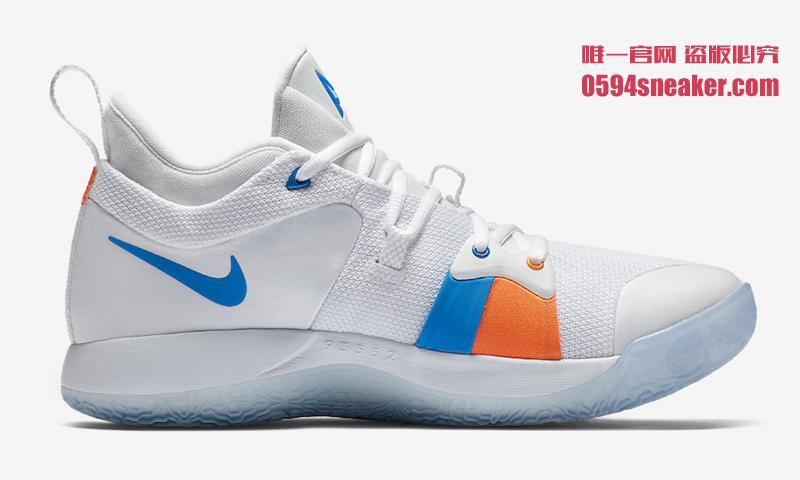 "Nike PG2 ""The Bait II"" 货号:AJ2039-100 - 莆田鞋"