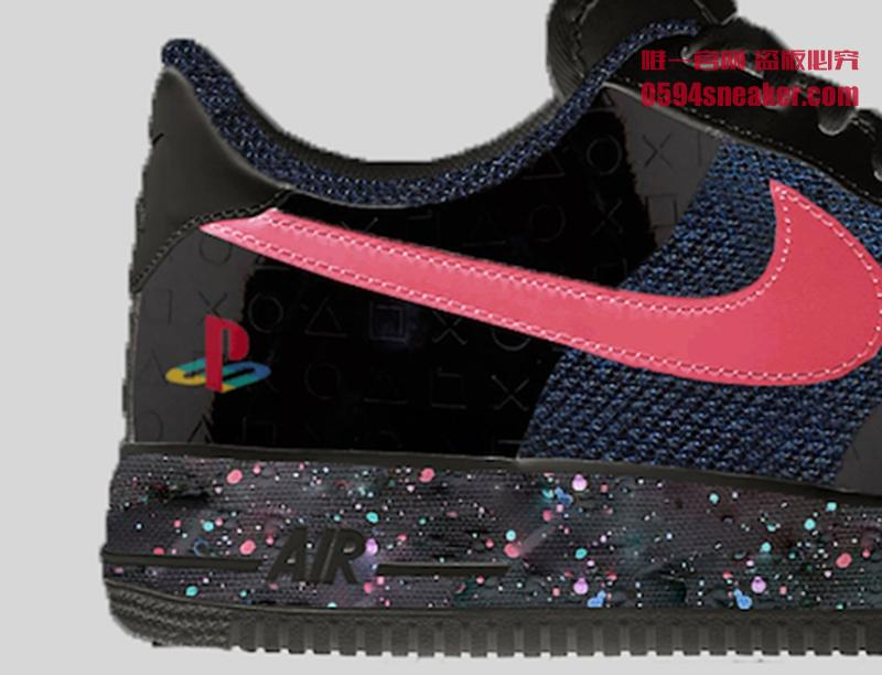 "Nike Air Force 1 ""PlayStation"" - 莆田鞋之家 0594sneaker.com"