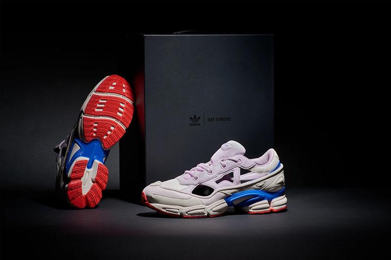 "Raf Simons x adidas Ozweego Replicant ""US"" 货号:f34237 - 莆田鞋"