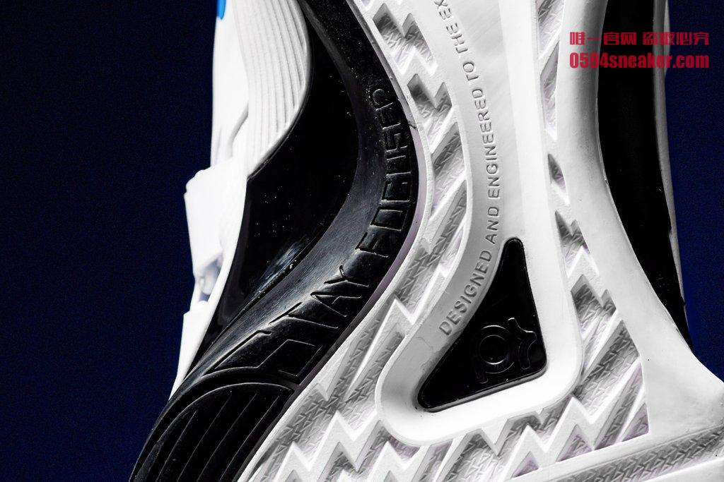 "Nike KD 4 QS ""Thunderstruck"" 货号:AQ5103-100 - 莆田鞋"