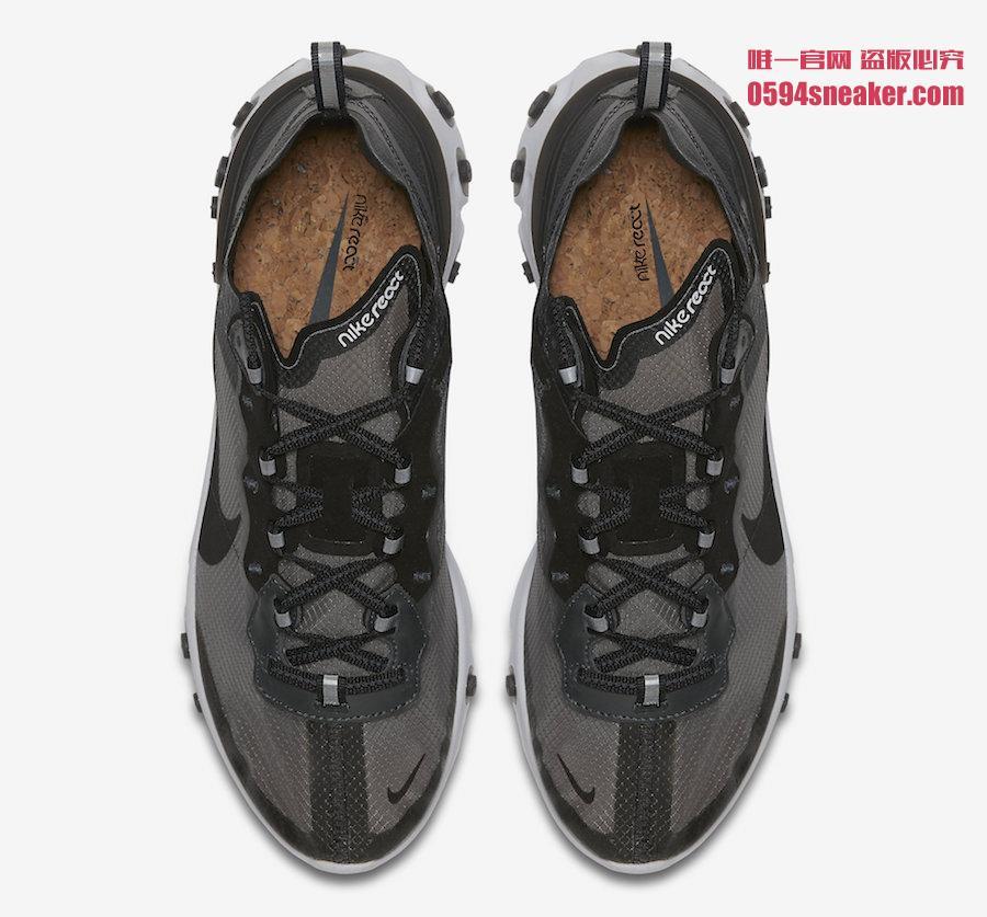 Nike React Element 87 货号:AQ1090-001 | 球鞋之家0594sneaker.com