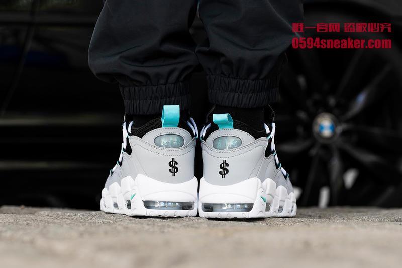 Nike,Air More Money  钻石配色!全新 Air More Money 将于本周发售!