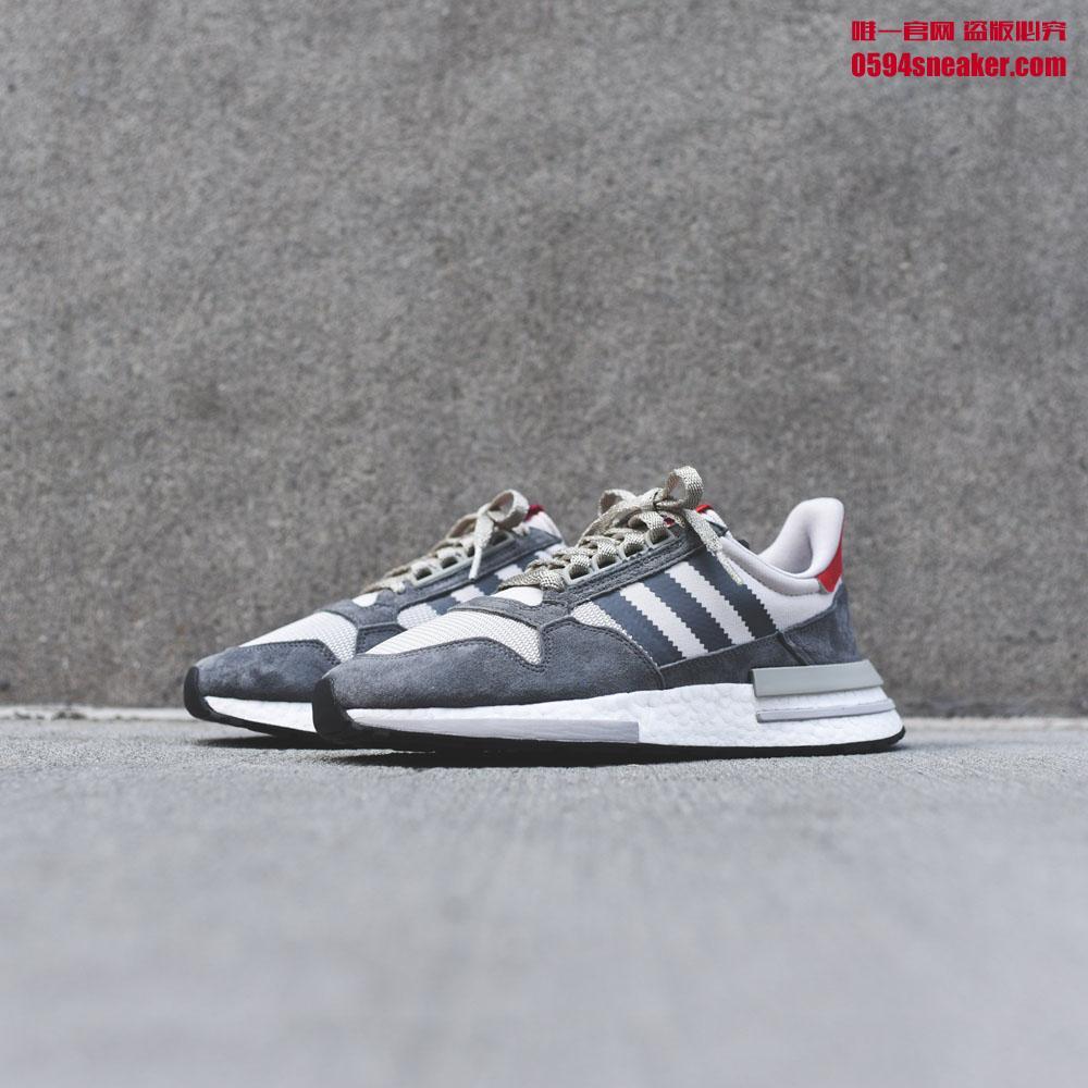 adidas Originals ZX500 RM 货号:B42217 / B42204 - 莆田鞋