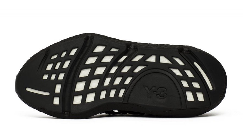 Adidas Y-3 KUSARI 全新y3黑武士,货号:BC0955 | 球鞋之家0594sneaker.com