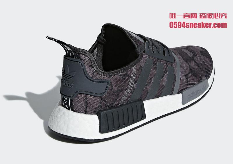 """adidas NMD R1 """"Camo"""" 货号:D96616 - 莆田鞋"""