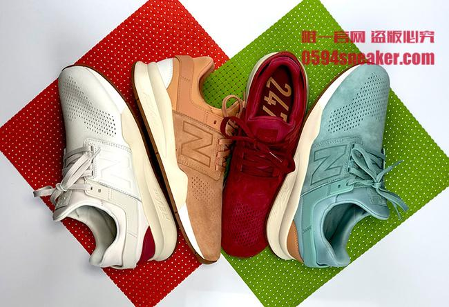 "New Balance 247 V2 ""Summer-Ready"" 系列 